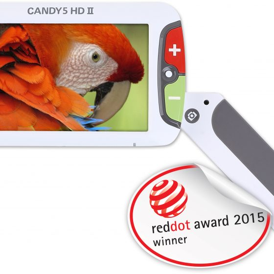 HIMS Candy II HD Portable Video Magnifier